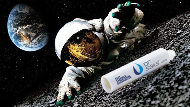 DrSails and NASA renewal agreement
