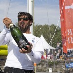 "Yoann Richomme:  ""I am highly implicated in the design of the Figaro 3"""